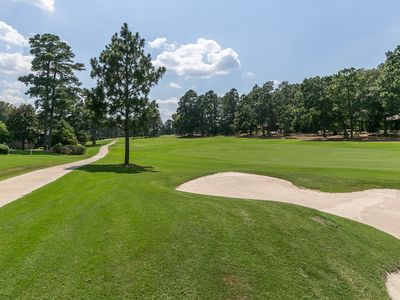 Photo for 3BR Golf Front Condo in Pinehurst