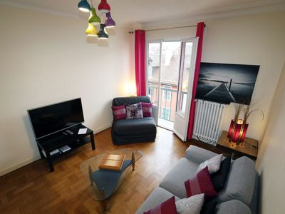 Photo for 1 bedroom with elevator in downtown Annecy