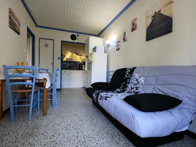 Photo for Apartment 4 pers. by the sea - 2 Rooms 4 people