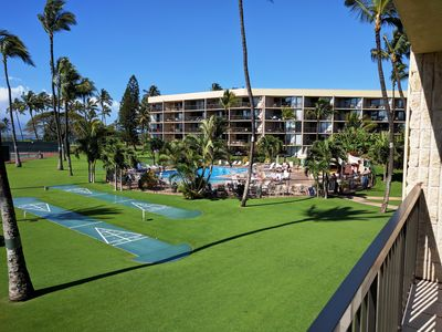 Photo for Maui Sunset 221B~ Beautiful 2 BR, 2 BA, with Wonderful Ocean Views!