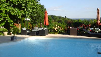 Photo for Studio with pool Sarlat, for 2 people