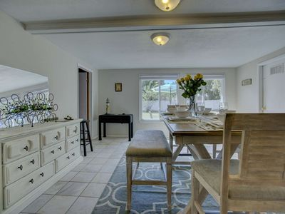 Photo for Renovated Private Fenced Home w/ Wifi Included, Fantastic Location Close to Everything.