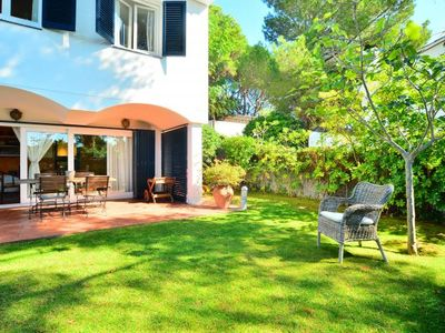Photo for Exclusive villa 140 meters from the beach Canadell in Calella de Palafrugell