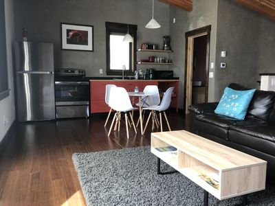 Photo for Modern, light and clean private studio apartment!