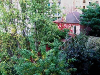 Photo for 2P 55m2, 4 people Calm / patio, terrace, parking, air conditioning
