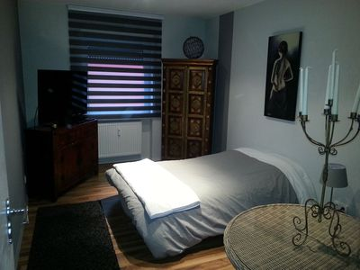 Photo for Apartment 5 km from Strasbourg. Very nice apartment of 48 m2 with 2 bedrooms