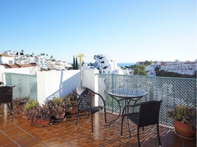 Photo for Valparaiso - 2 bedroom penthouse with sea views