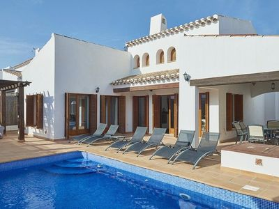 Photo for A Large Family Private Villa