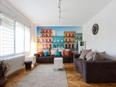 Photo for Lovely apartment in city center