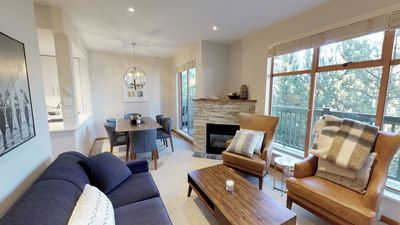 Photo for Beautifully Updated 2BDR Townhome in Whistler Village  Hot Tub & Pool in Complex