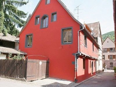 Photo for Kaysersberg city center 1 bedroom apartment 2/4 people