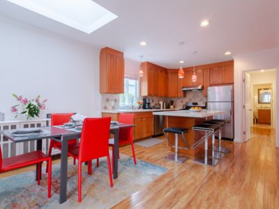 Photo for Modern Living in Palo Alto, One Block to Stanford