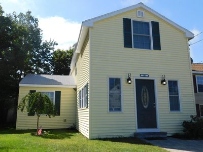 Photo for Summer Home on Quiet Street In Old Orchard Beach