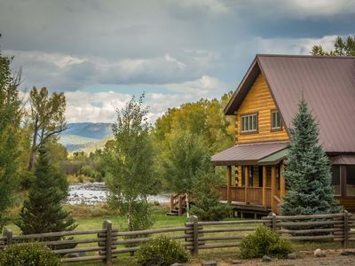 Photo for Luxury Home with Horse Facilities located on the Beautiful San Juan River!