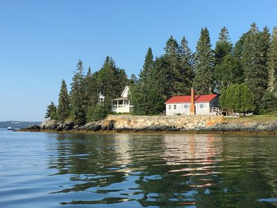 View of Acadia Vista from the water!!