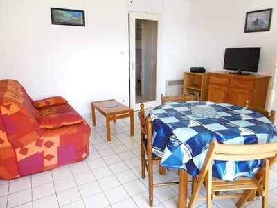 Photo for 2 room apartment 2/4 people with garden.
