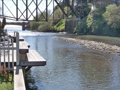 Capitola Riverview House! Classic & Spacious on the River