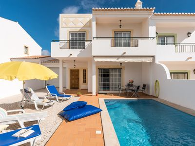 Photo for Casa das Anas a lovely family villa close to the beautiful beach at Porto do Mos
