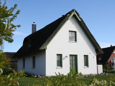 """Photo for Ferienhaus """"Jolle"""" Free Wi-Fi, thatched roof, infrared sauna"""