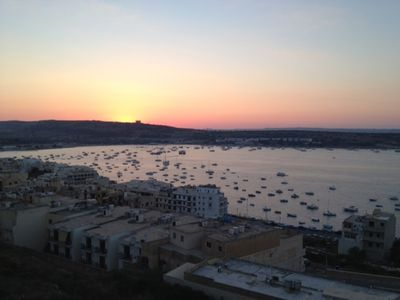 Photo for 1BR Apartment Vacation Rental in Mellieha, Malta