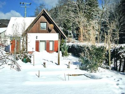 Photo for holiday home Thomasmühle, Schleusingerneundorf  in Thüringer Wald - 4 persons, 2 bedrooms