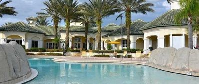 Photo for 4-101 Legacy Dunes, Ground floor across from pool with game room, gym, tennis