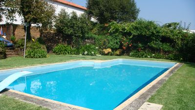Photo for Villa with swiming pool, 10 minutes from Caminha City