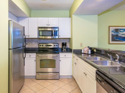 · STAY IN OUR OCEANFRONT3 BEDROOM BEACH CONDO! LOTS OF SPACE FOR A GOOD VALUE!
