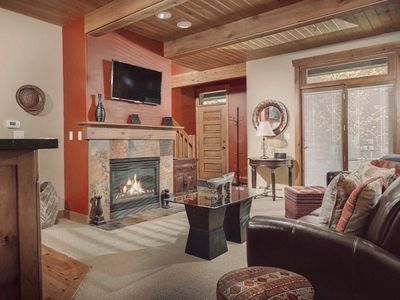 Photo for A Comfortable Park City Condo, close to the lifts and Historic Main Street