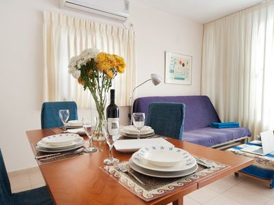 Photo for Sea view!  A '100 meters from the beach Metzizim!  In The Heart Of Tel Aviv