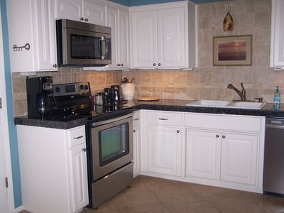 Photo for Privacy in the Heart of Horseshoe Bay (2 bdrms)