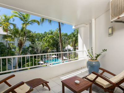 Photo for Poolside Apartment In Absolute Beachfront Resort (67)
