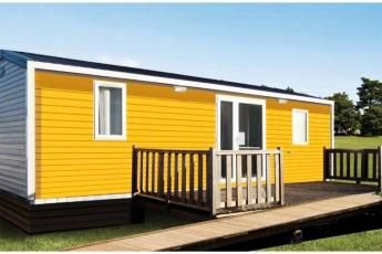 Photo for Campsite Sites and Landscapes La Forêt *** - Mobil home PMR 3 rooms 4 persons