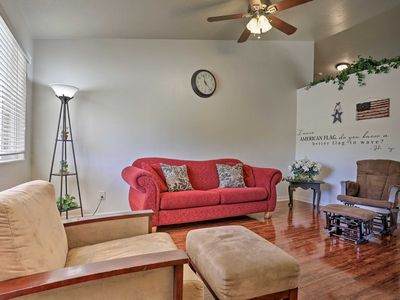 Photo for NEW! Family-Friendly Ranch House, 21 Miles to Zion