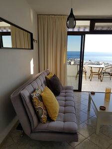Photo for Modern apartment ,stunning sea views in the old town. WiFi and pool