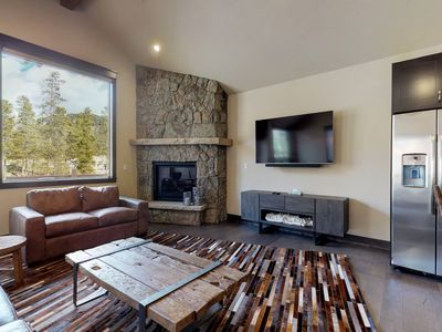 Photo for NEW LISTING! Newly built townhome w/hot tub, decks & gas fireplace-walk to lifts