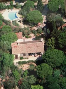 Photo for RAMATUELLE BEAUTIFUL VILLA WITH SWIMMING POOL 6 BEDROOMS 200 M FROM THE BEACH