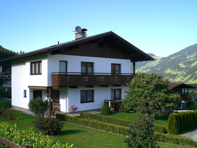 Photo for Centrally located apartment with sunny location in the Zillertal