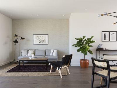 Photo for Sonder | Van Ness | Charming 2BR + Rooftop