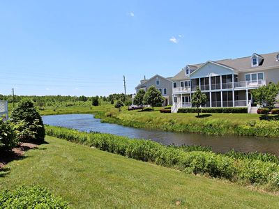 Photo for 232AO: 3BR 1st Fl Bear Trap Dunes Resort Condo w/Pond Views - Pools & More...