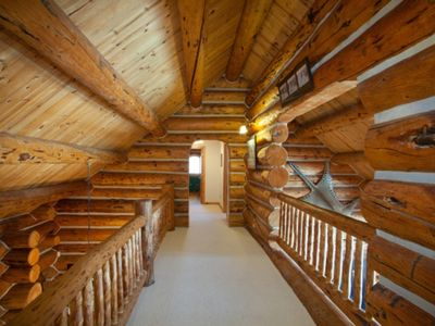 Photo for Exquisite Custom Log Home Minutes from Historic Durango