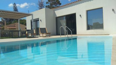 Photo for BRAND NEW 2020 ACCESSIBLE VILLAS WITH PRIVATE POOL NEAR THE SEA