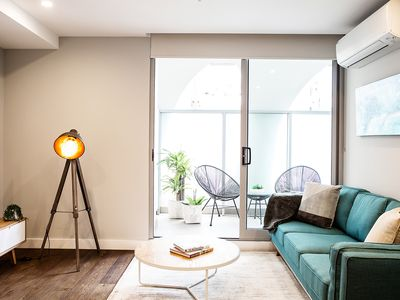 Photo for 2BR Apartment Vacation Rental in Port Melbourne, VIC
