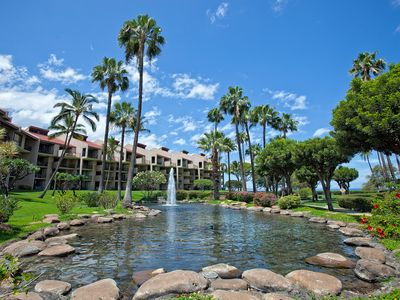 Photo for Kamaole Sands #10-205 Ocean View, Fountain View, Great Location, Great Rates!