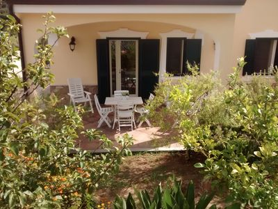 "Photo for Charming detached cottage for holidays ""total relaxation"" in Sos Alinos, Sardinia"