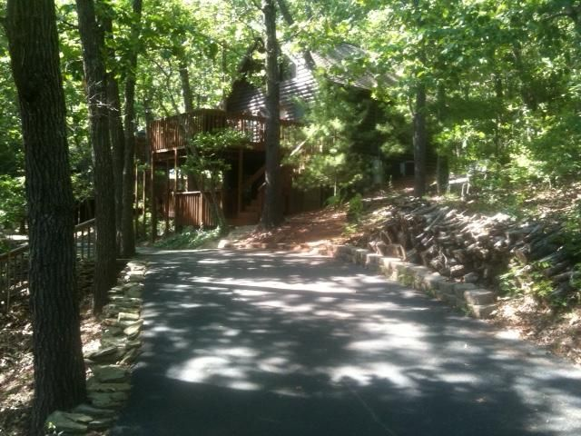 Log Cabin In The Woods Relaxing Outdoor A Vrbo