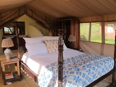 Photo for Two Idyllic Safari Tents In A Stunning Bush Setting.