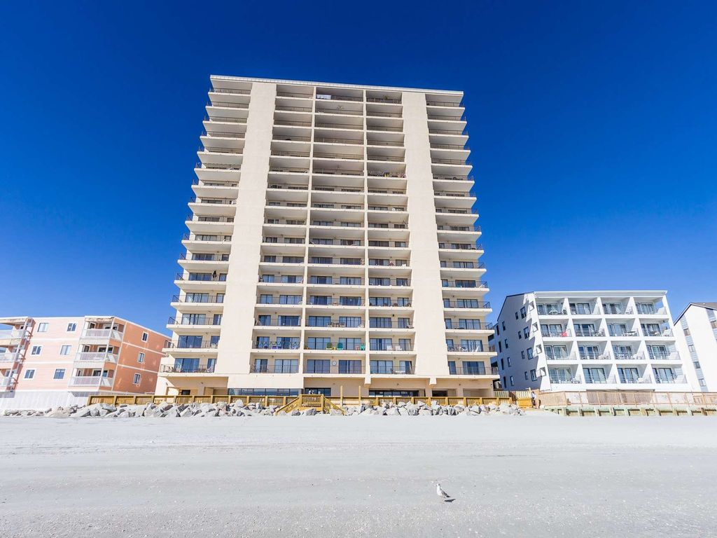 Fantastic View from Graciously Furnished Oceanfront Atalaya Towers Corner, Indoor Pool & Hot Tub!