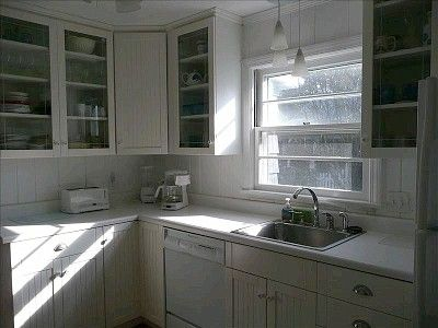 Nicely Appointed Kitchen With All Amenities