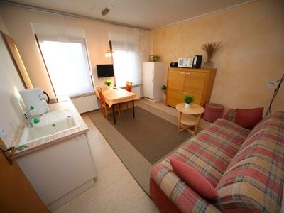 Photo for BORKUM ACCOMMODATION - CATEGORY III - Apartment 1-2 persons